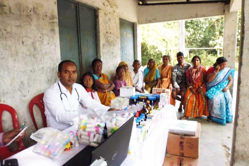 Messiah of the poor-- Meet Dr. Swapan Roy of Siliguri