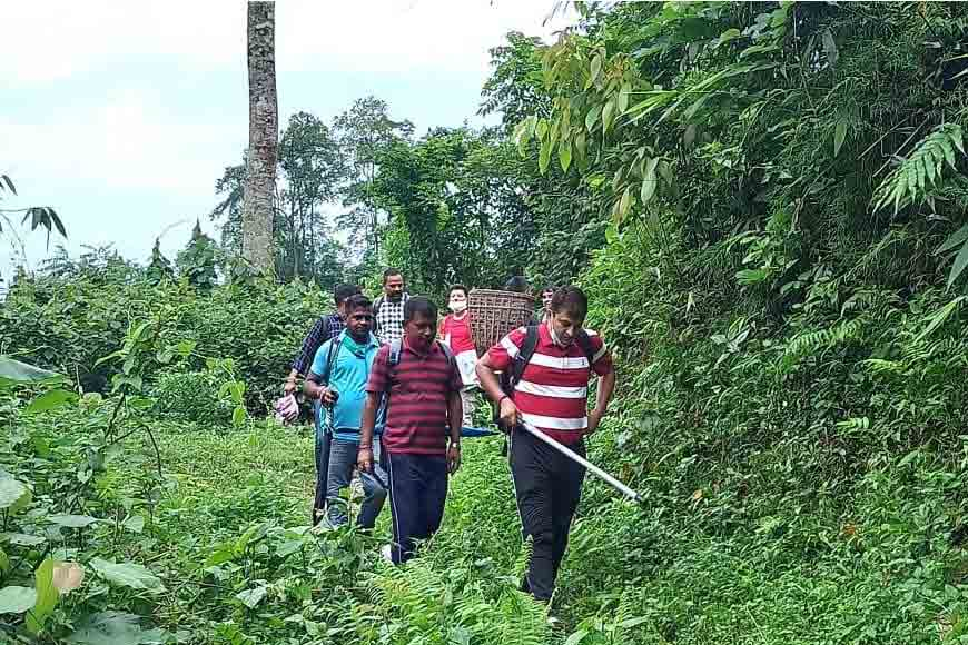 'Duare Vaccine' in remote Alipurduar villages