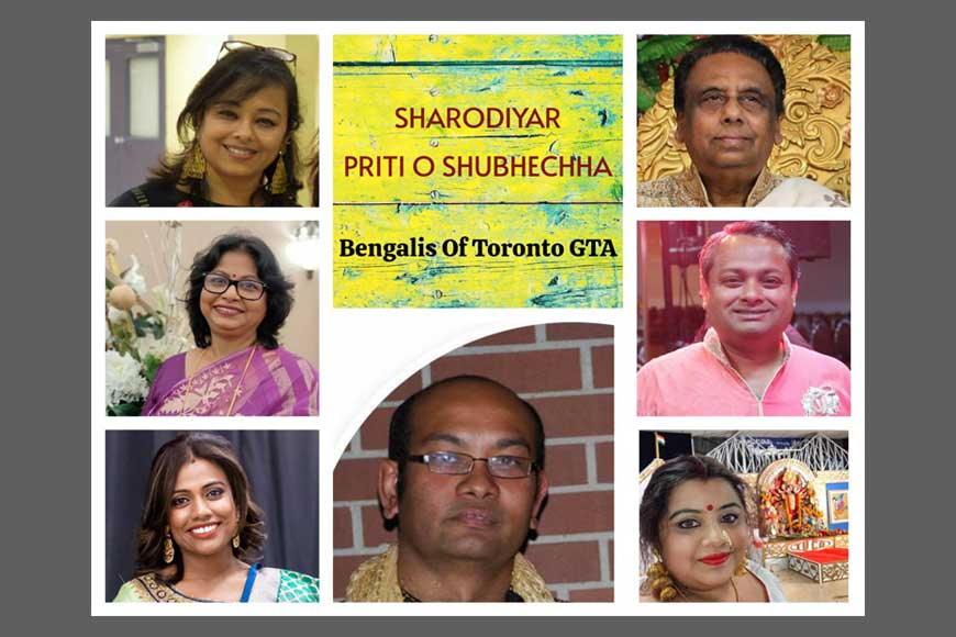 Bengalis of Toronto GTA group celebrate Durga Puja through innovative livestreaming