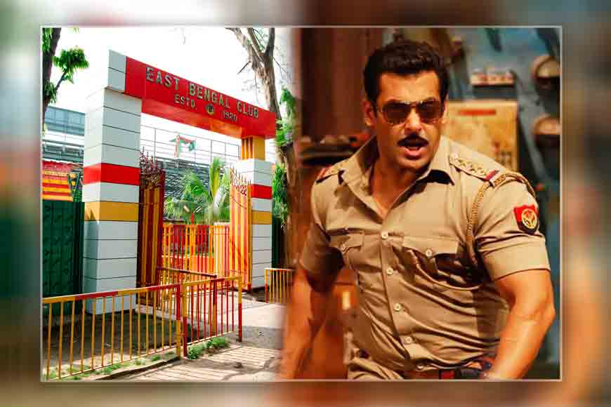 'Bharat' Salman Khan might come to Maidan for East Bengal's centenary celebrations!