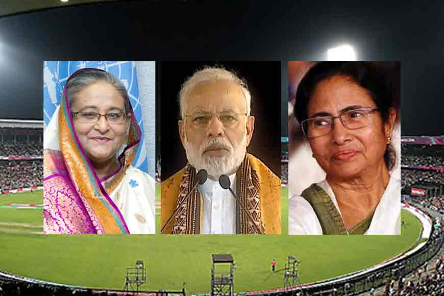 Trio at Eden Gardens next month? Mamata, Modi and Hasina!