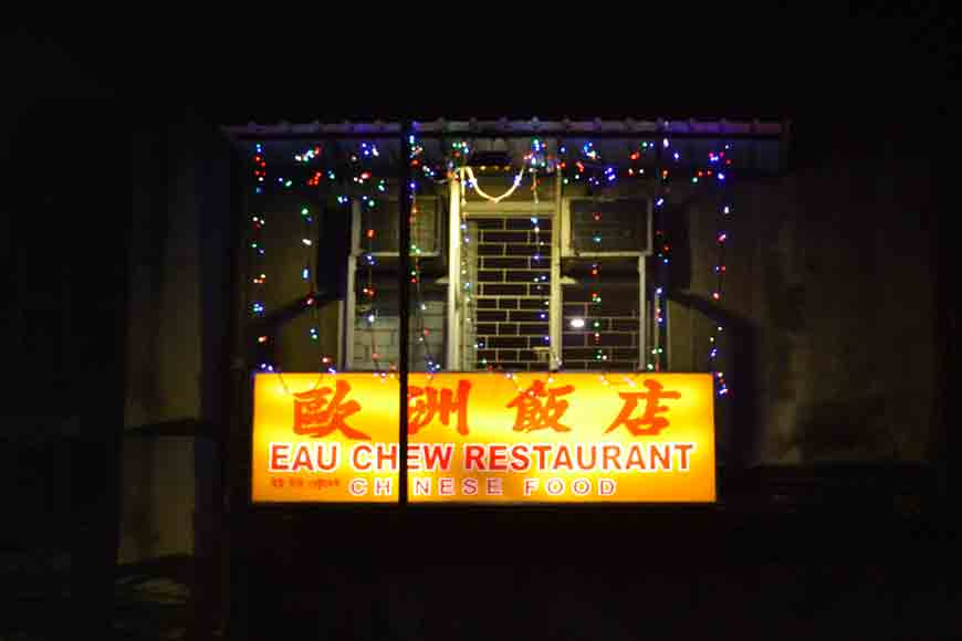 Kolkata's oldest family owned Chinese restaurant Eau Chew gets Heritage Eatery tag!