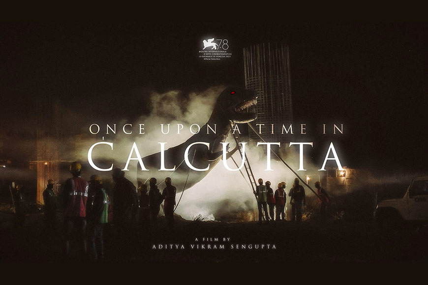 'Once Upon A Time in Calcutta' gets selected at Venice Film Festival