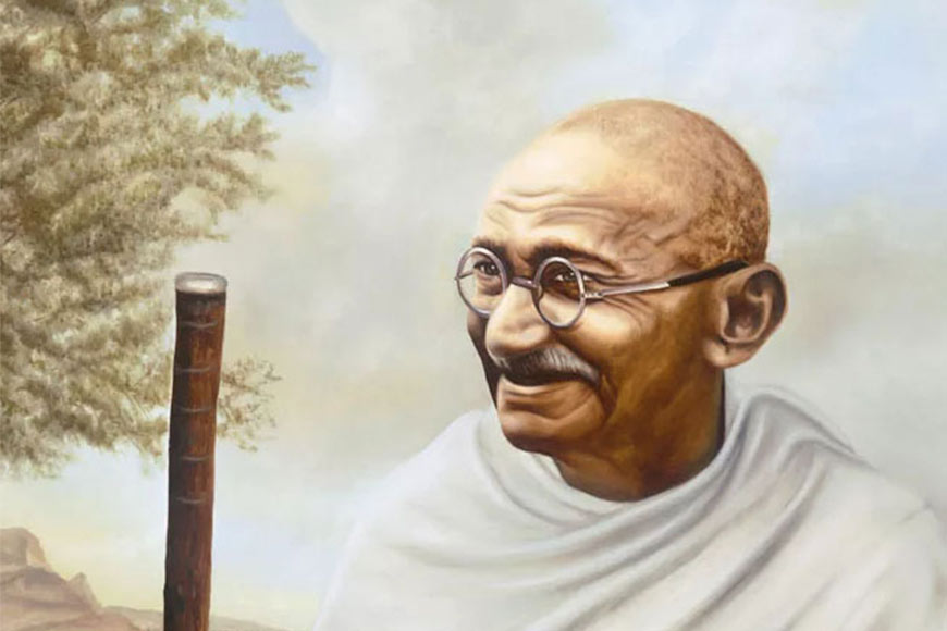 On International Day of Non-violence, remembering ideas of Mahatma
