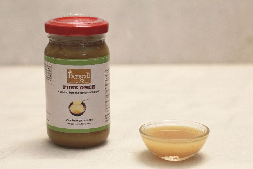 The many good things about natural ghee