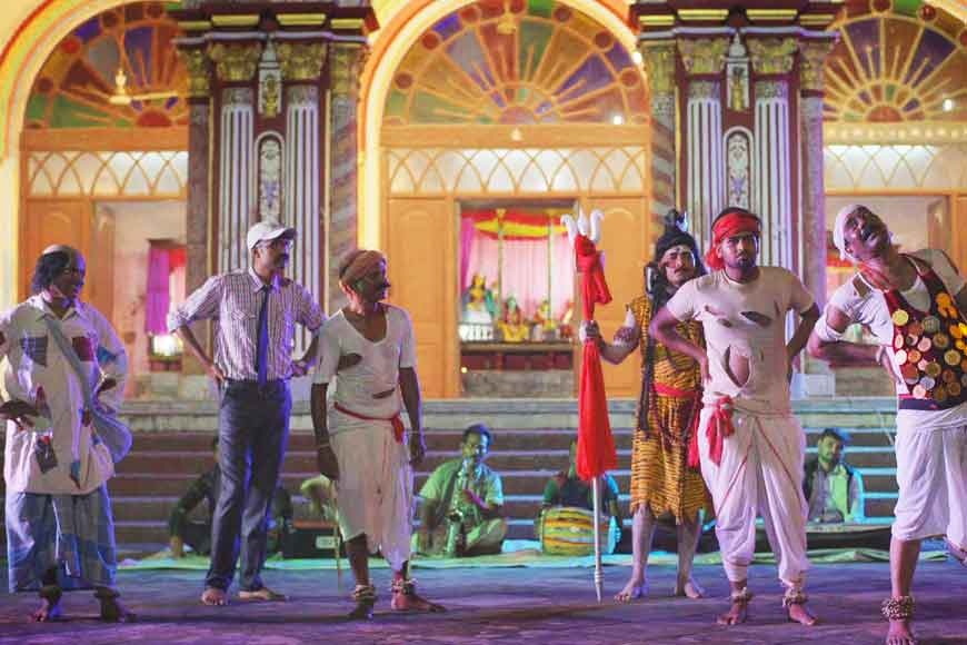 Dance, acting and songs – Malda's Gombhira is three-in-one package