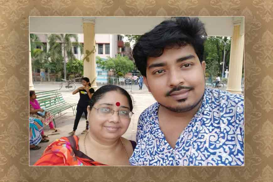 Gaurav Adhikary broke patriarchy with social media post to marry off his widowed mother