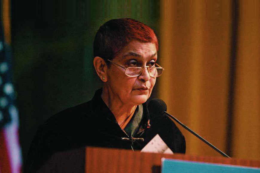 'Can the Subaltern Speak?' -- golden question by Gayatri Chakravorty Spivak