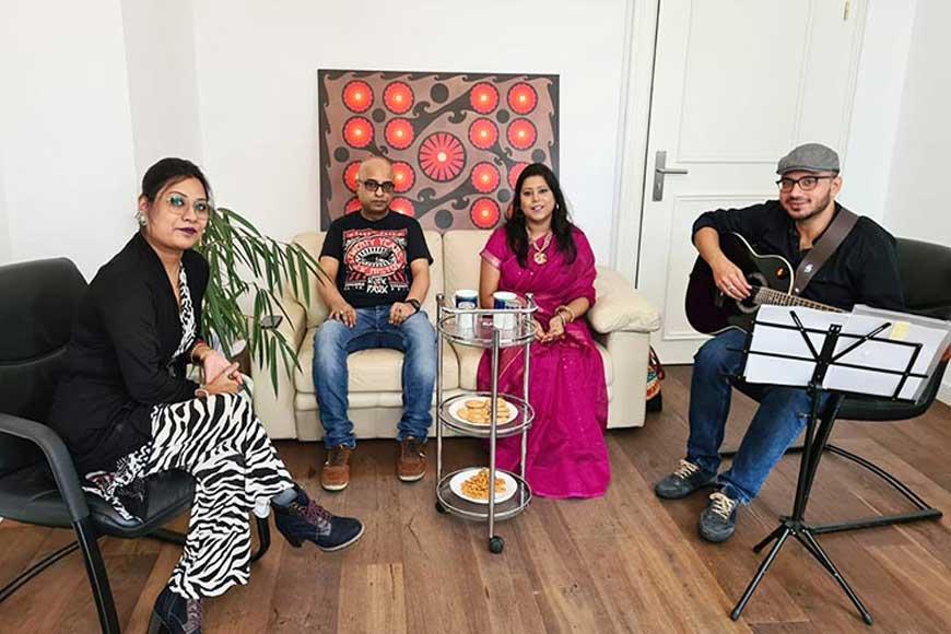 'Nostalgia'– Germany's Bangla Band all set to sing Rabindrasangeet in German this Pujo