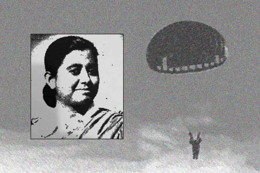 Gita Chandra – Bengali brave-heart and India's first female paratrooper