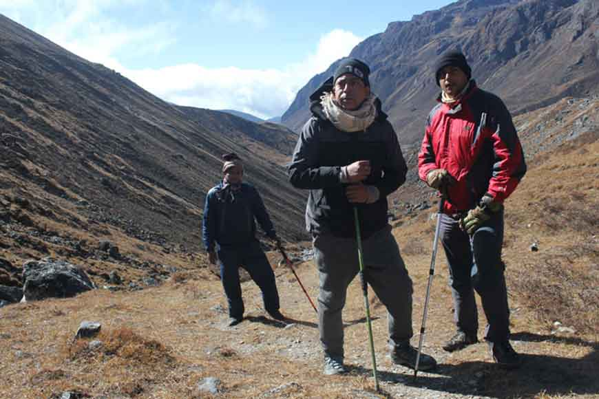 Goecha La trek -- an inch closer to Mt. Kanchenjunga