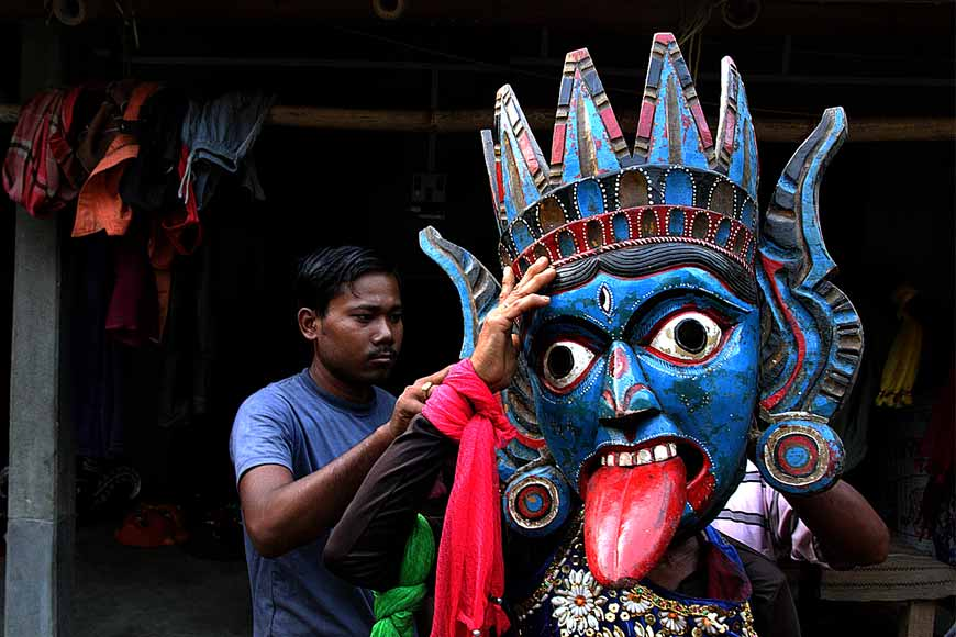 Gomira Mask Makers of Dinajpur – Skilled Wood Workers