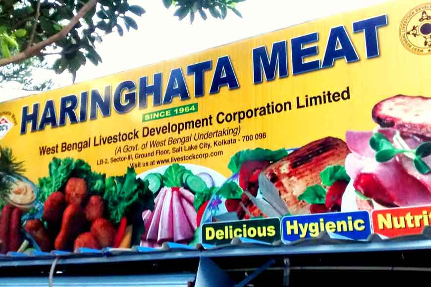 Bengal's Haringhata Meat brings food stalls to puja mandaps