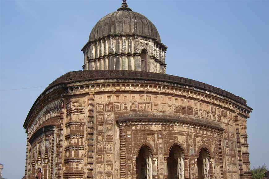 Why is Bishnupur not a UNESCO World Heritage site yet?