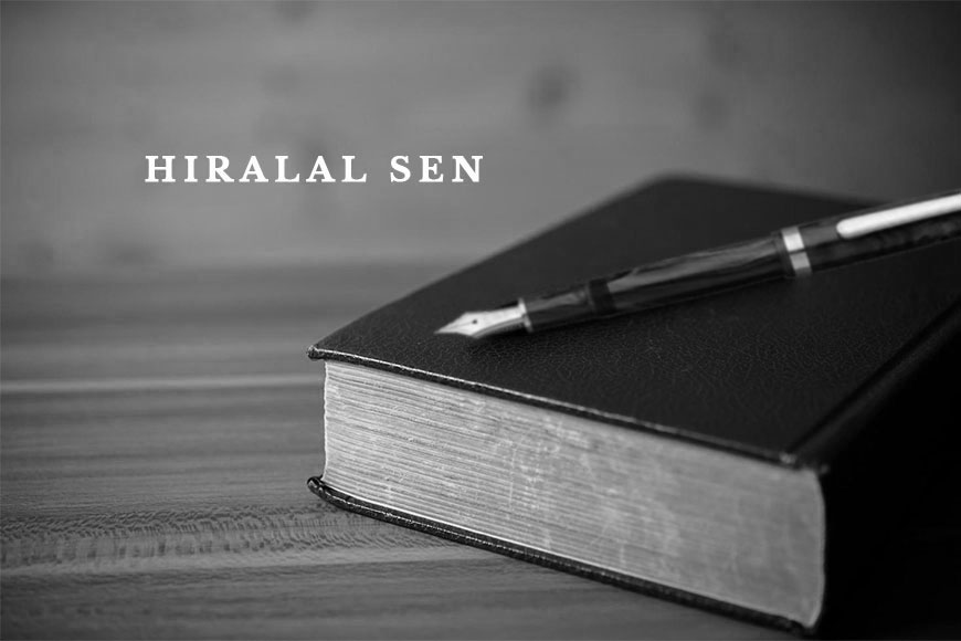 Protecting poet Hiralal Sen – British conspiracy to bring sedition charges against Tagore