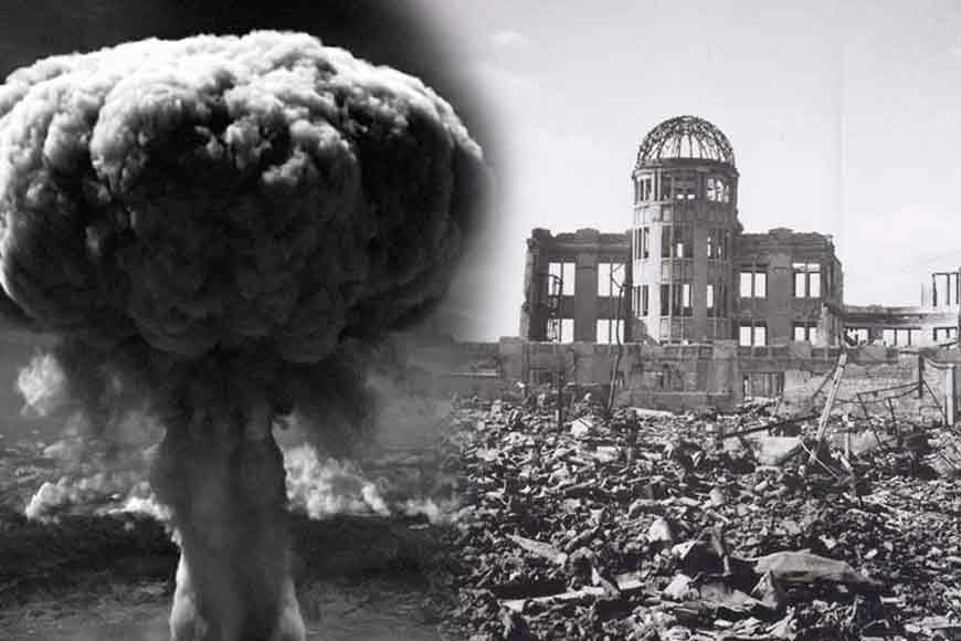 Did bomber from Midnapore's Kalaikunda Airbase drop atom bomb?