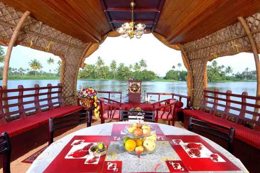 Wish to dine in a floating restaurant? Soon coming up in Kolkata!