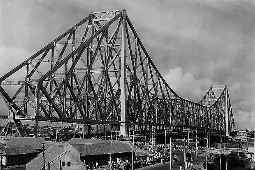Did you know Tata Steel supplied the steel that made Howrah Bridge!