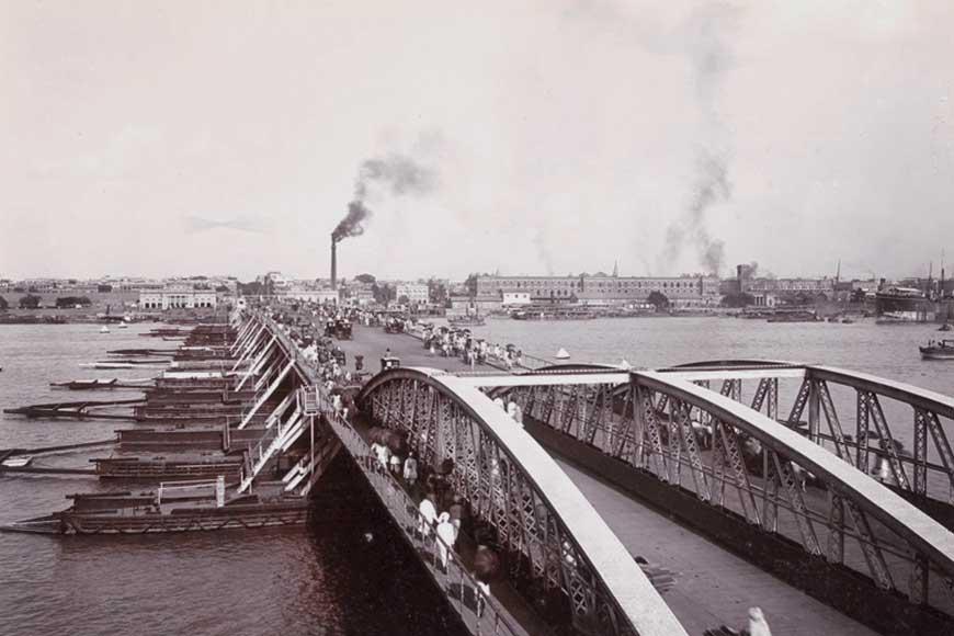 Howrah Bridge --- Linking Past and Present