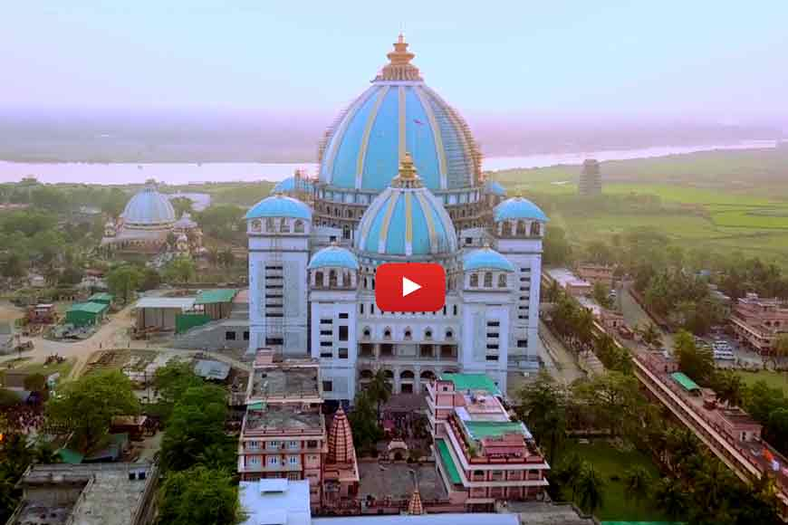 Mayapur is not just about Rathayatra, it is also about Dol