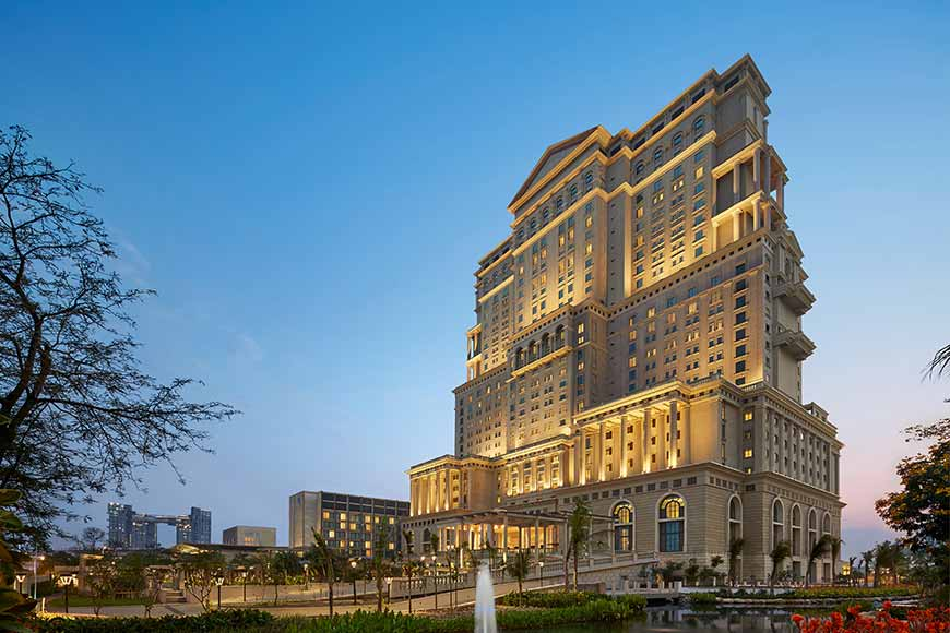 ITC Royal Bengal adds green feather to its cap
