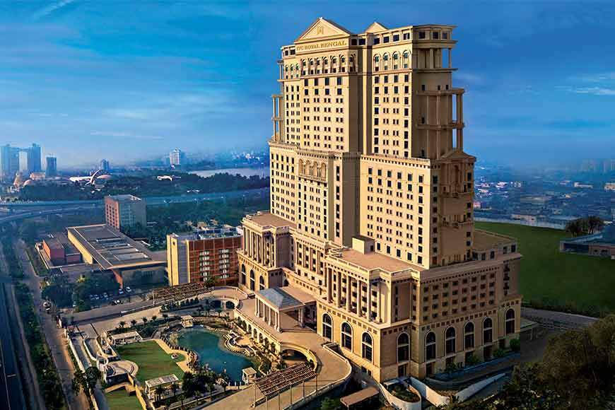 Every inch of Kolkata's ITC Royal Bengal is an ode to Bengal's splendour