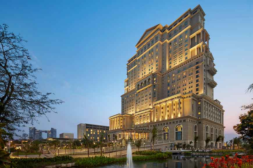 Kolkata's ITC Sonar is world's first hotel to get UN's Carbon Credits