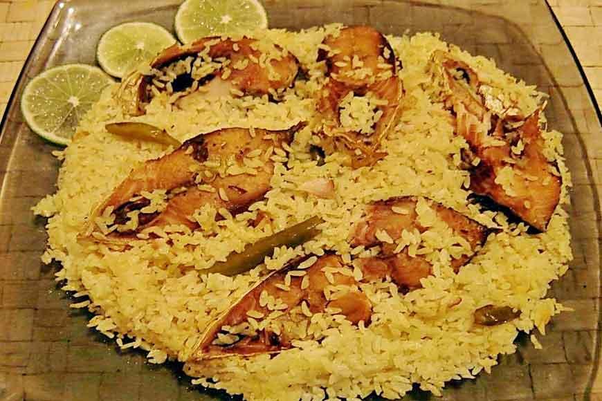 Try this Bangladeshi Ilish recipe