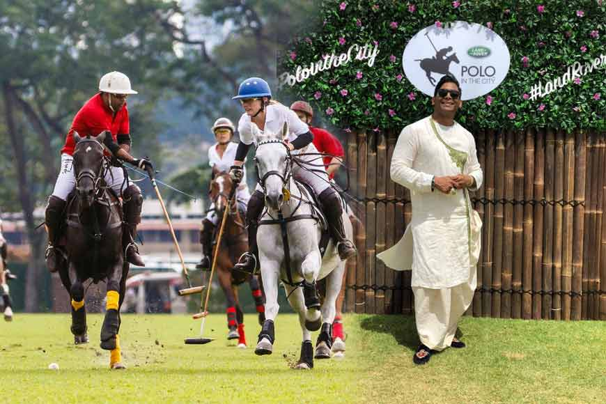 Did you know 150 years ago, Kolkata hosted Royal Polo Matches?