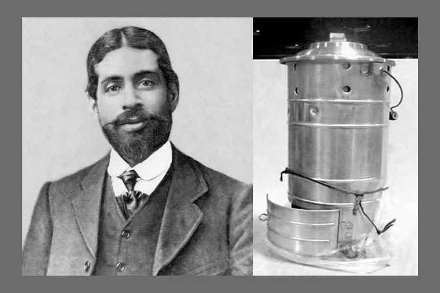 Indumadhab Mallick revolutionized the kitchen with the invention of 'Icmic Cooker'