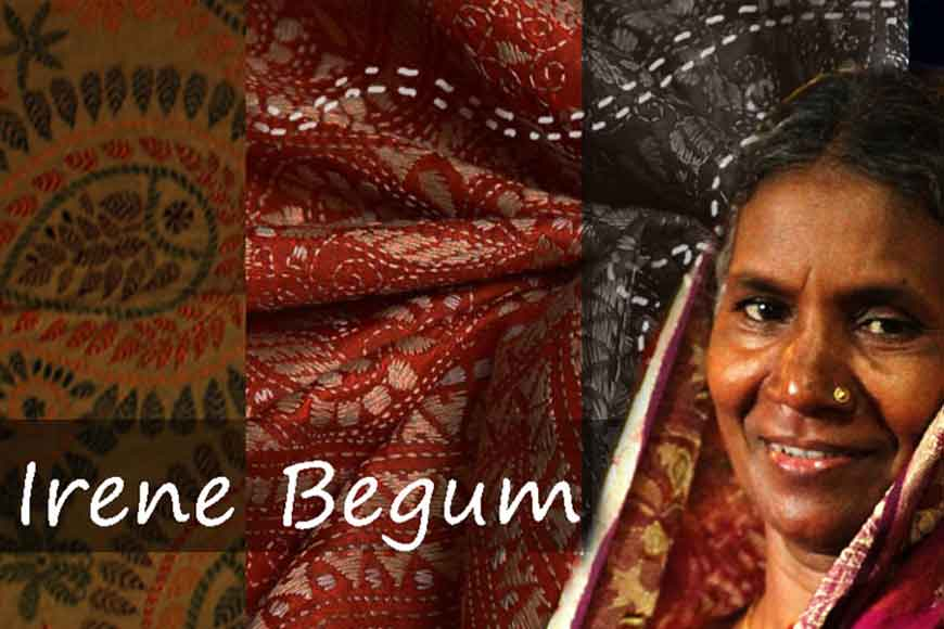 Irene Begum brings women empowerment through 'Nakshi Kantha'