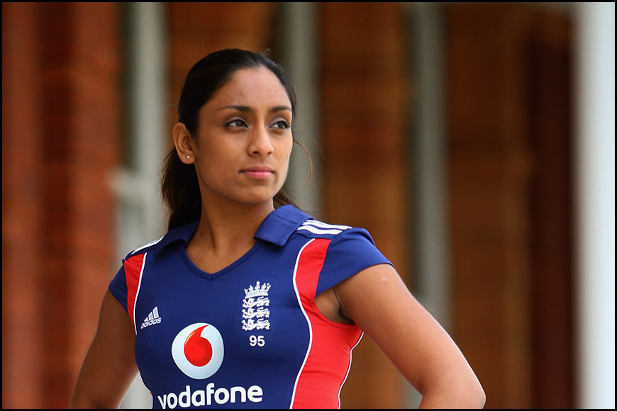 Isa Guha: First Asian in the England cricket team