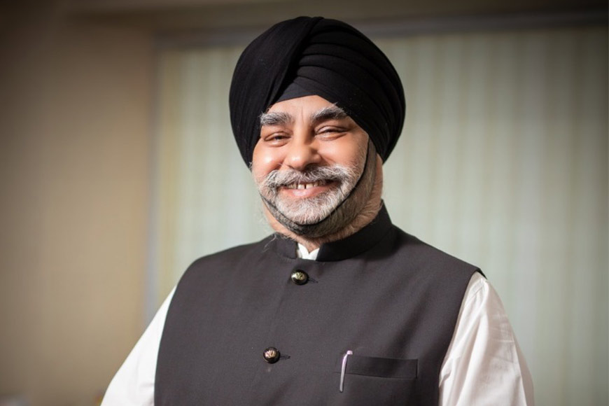 Empowering lives through education- Taranjit Singh