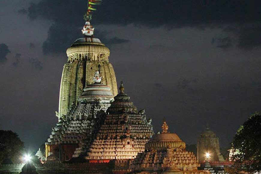 Jagannath Sadak, the once holy route from Calcutta to Puri