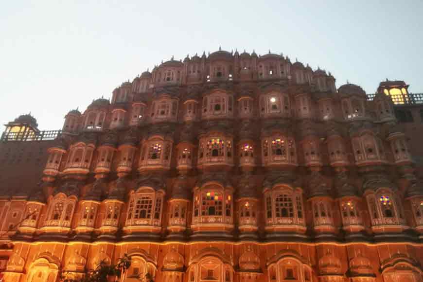 Royal tour of Jaipur in winter