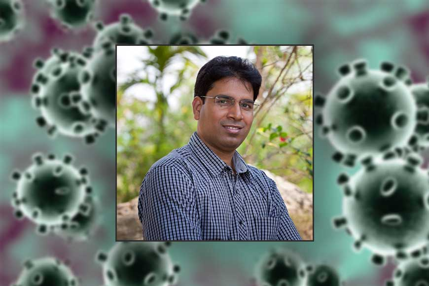 Bengali scientists develop a coating to contain infectivity of Corona virus