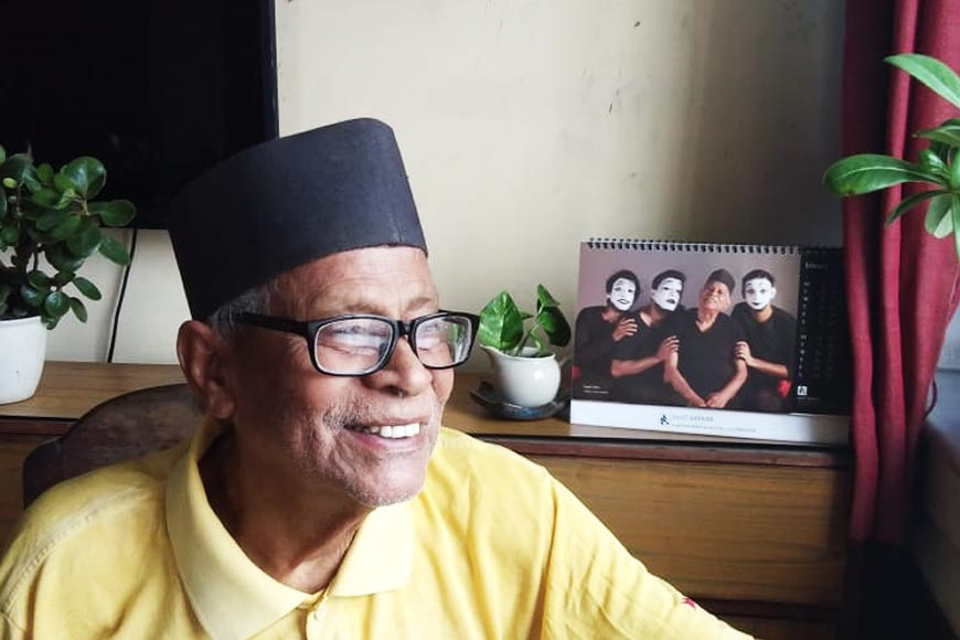 Jogesh Dutta and his silent, universal art