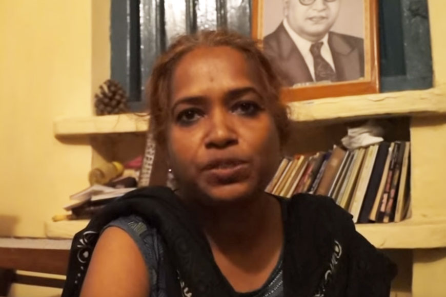 Why Bengal's Dalit poet Kalyani Thakur uses the surname 'Charal'