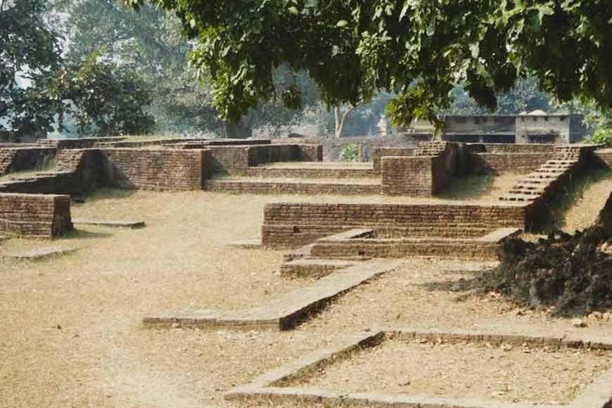 P.C. Mukherjee, the Bengali archaeologist who discovered Kapilavastu defeating British counterparts