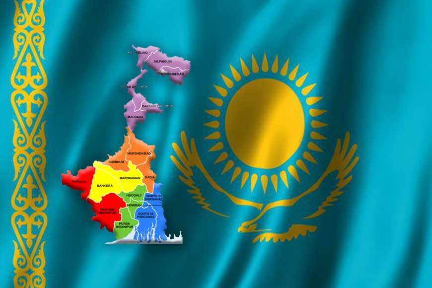 GOOD NEWS! Kazakhstan looks for $5 Billion trade target with Bengal