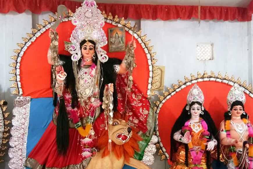 500-year-old Durga Puja that starts on Vijaya Dashami in Raigunj!