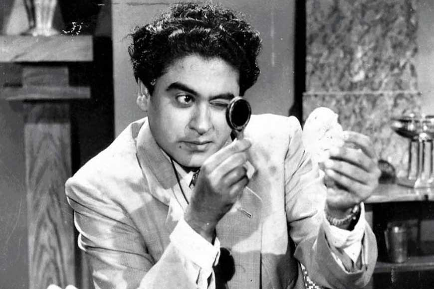 Musical genius Kishore Kumar was a prankster even in his school days!