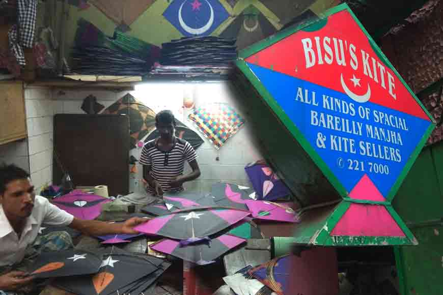Visiting the Oldest Kite Flying clubs of Kolkata