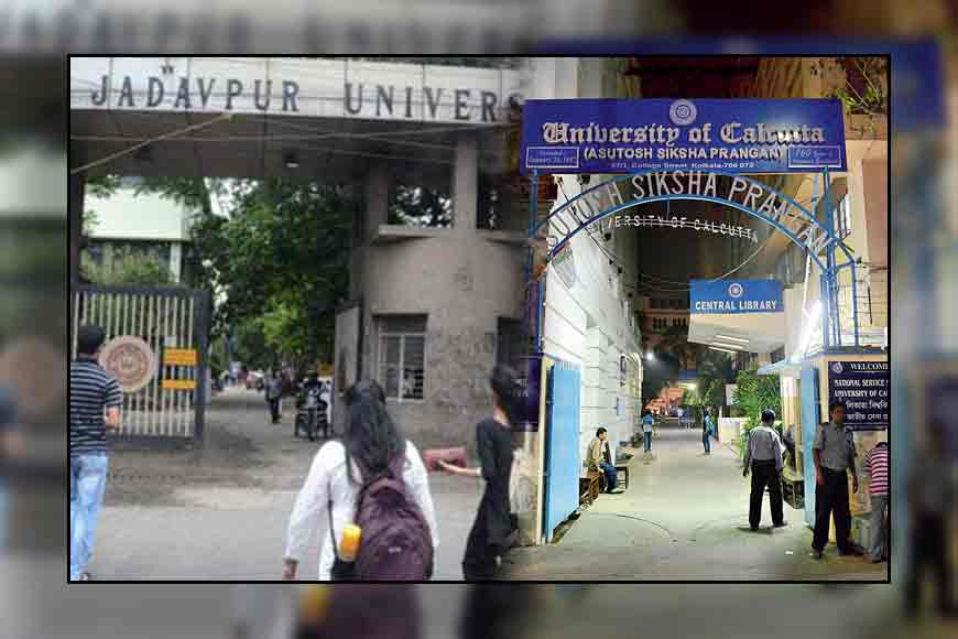 BREAKING! Calcutta University and JU rank 1st & 2nd! QS India Govt Rating out yesterday!