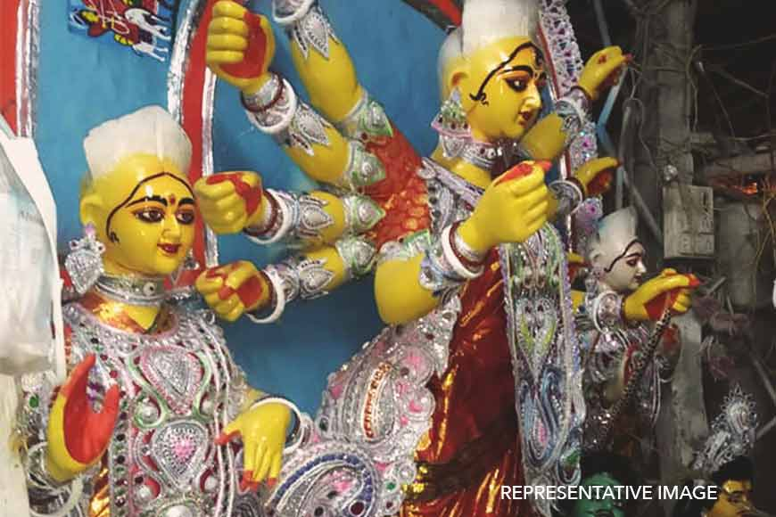 No procession while Durga idols leave Kumartuli this year for the pandals