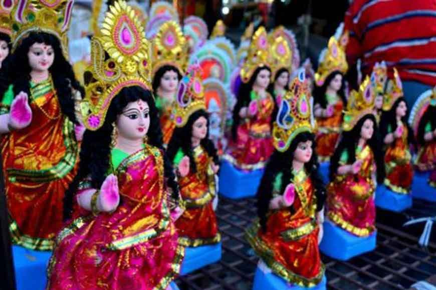 This Lakshmi pujo, can we call any woman A-Lakshmi women