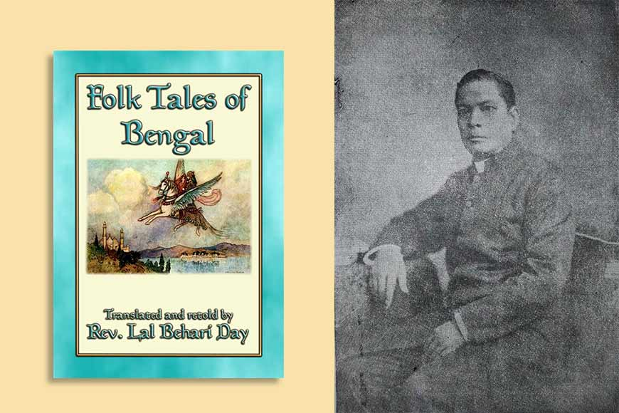 The man who wrote down Bengal's first ghost stories, in English!