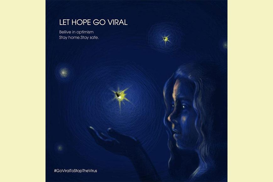Let Hope Go Viral