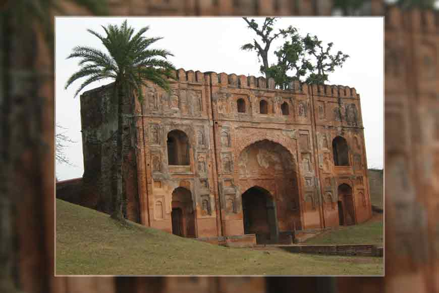 Play a game of hide-and-seek like Nawabs at Malda's Lukochuri Gate