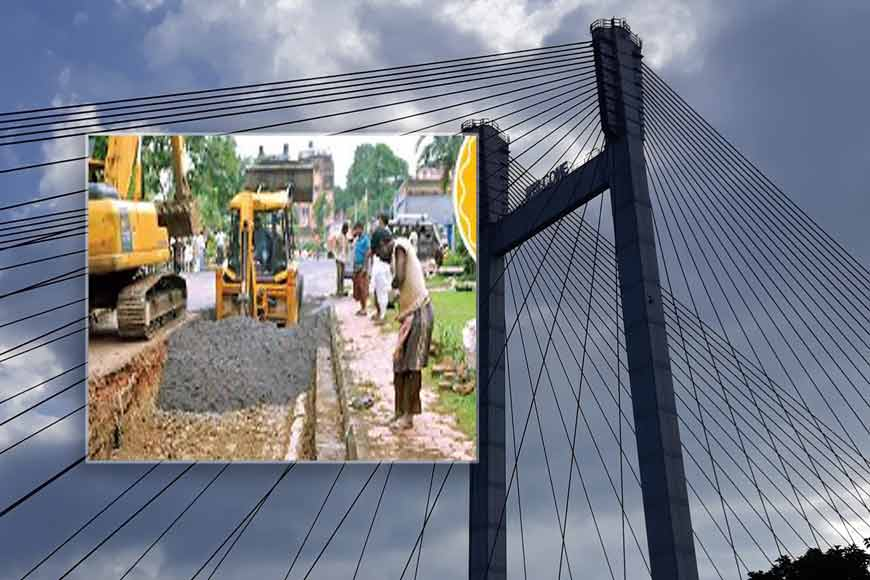 On Bengali New Year, new Majerhat Bridge might be operational!